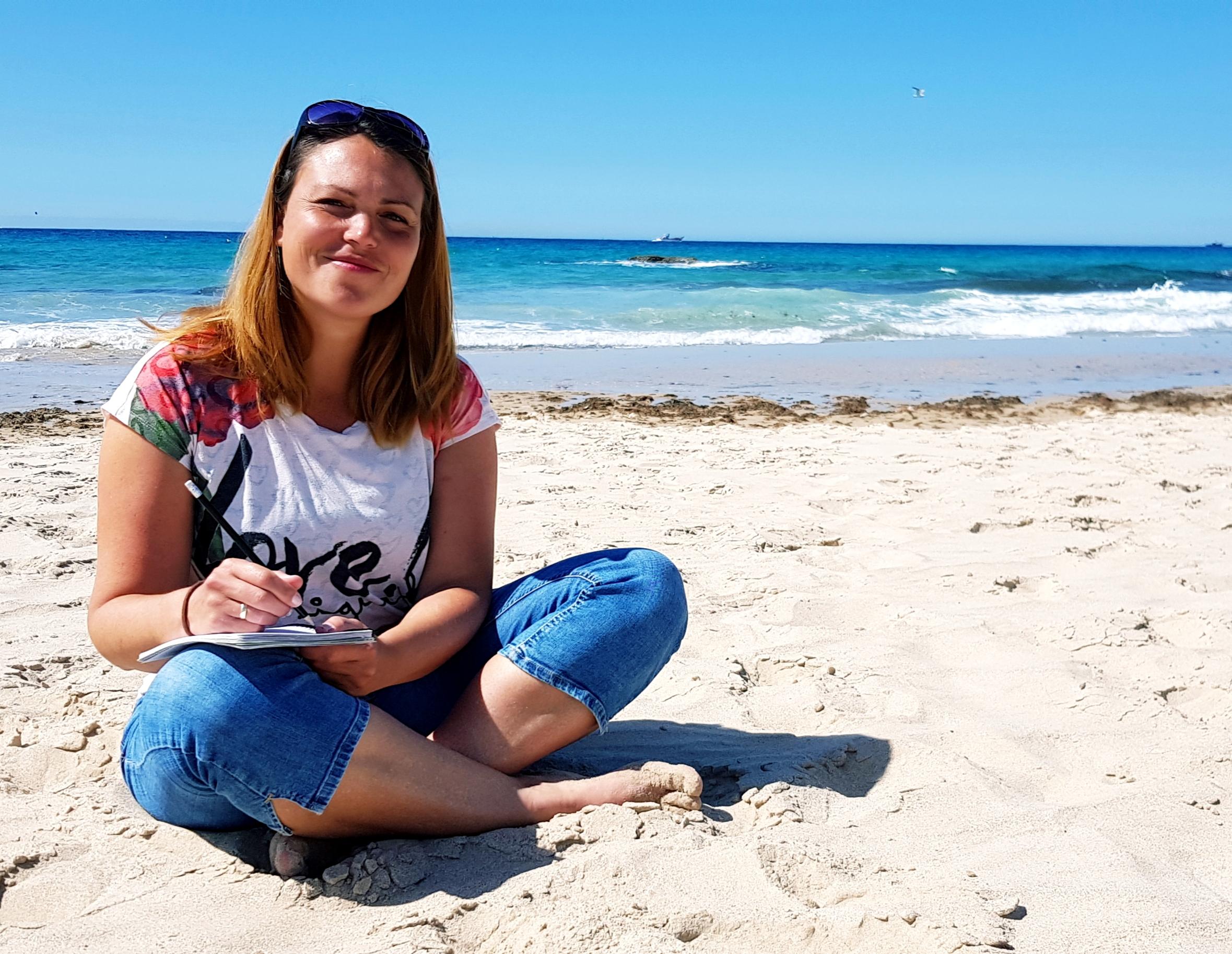 Autorin Bianca Ritter